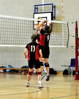 Solent vs Tonbridge Ladies National League Volleyball