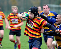 Eastleigh vs Romsey Rugby XV